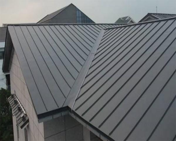 武当山景区民宿群项目25-430铝镁锰板