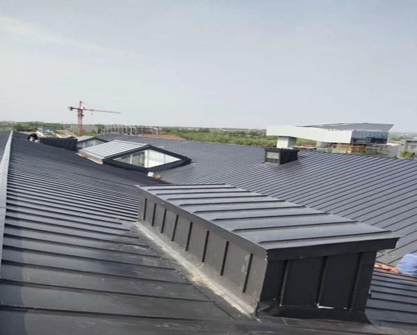 铝镁锰金属屋面