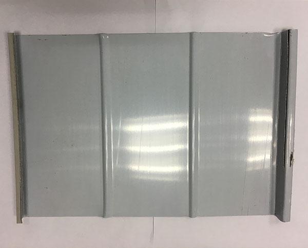 立边咬合铝镁锰屋面板-带加强筋
