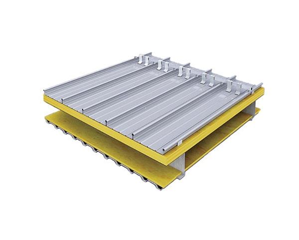 上海直立锁边高立边铝镁锰屋面系统