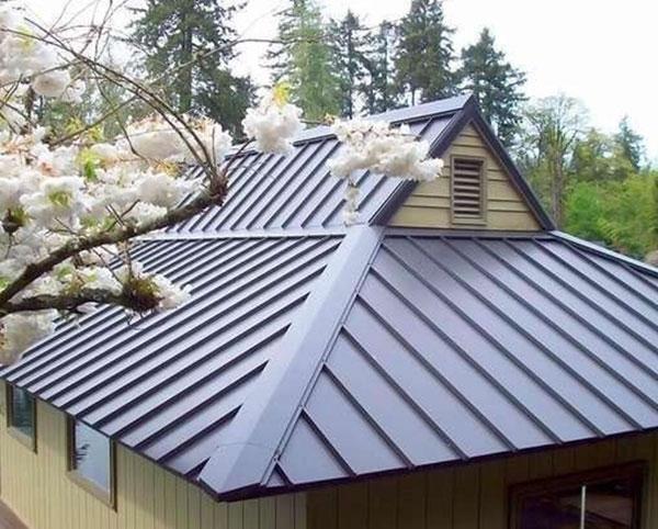 直立锁边矮立边铝镁锰屋面系统