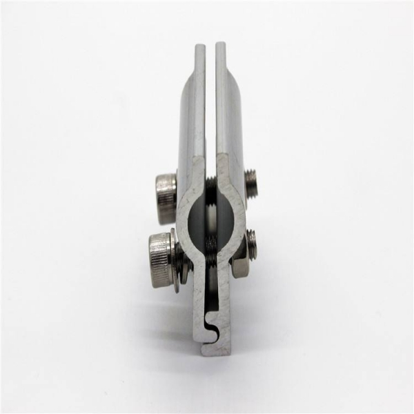 直立锁边高立边铝镁锰金属屋面系统铝合金夹具