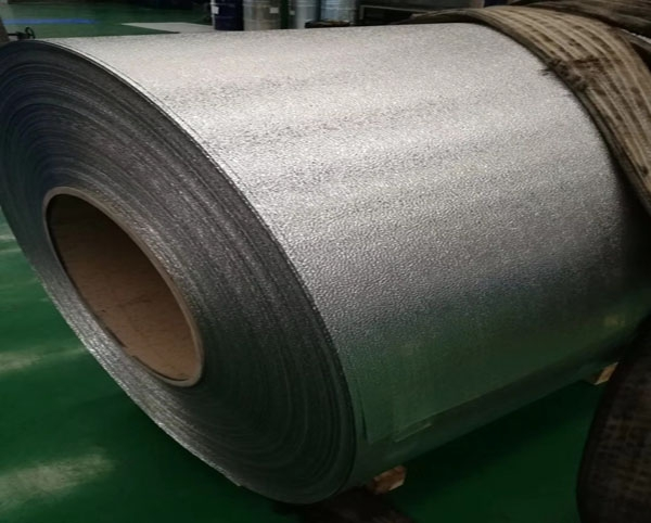 3004铝镁锰彩涂铝卷