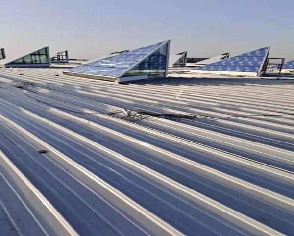 福建直立锁边高立边铝镁锰金属屋面